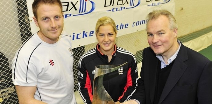 The Drax Cup Presentation