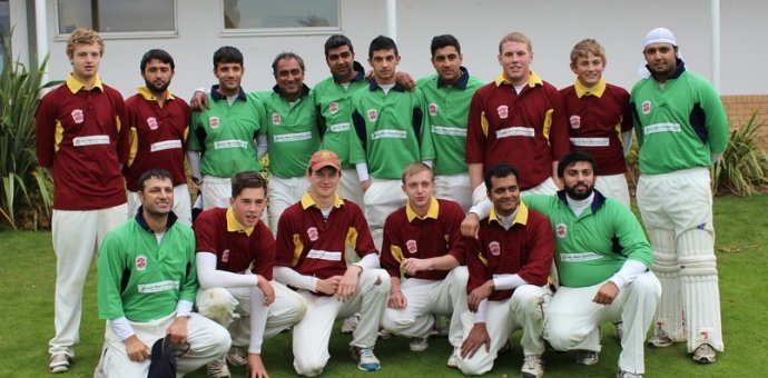 Amateur Cricketers Get The Chance To Take On The Big Boys